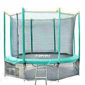 Батут Optifit Like Green 14Ft