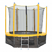 Батут OPTIFIT Sun Like 14ft 4,27 м желтый