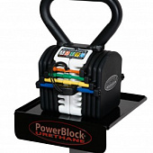 Гиря POWERBLOCK Kettle Block, вес 2-9 кг