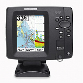 Эхолот Humminbird Fishfinder 587cxi